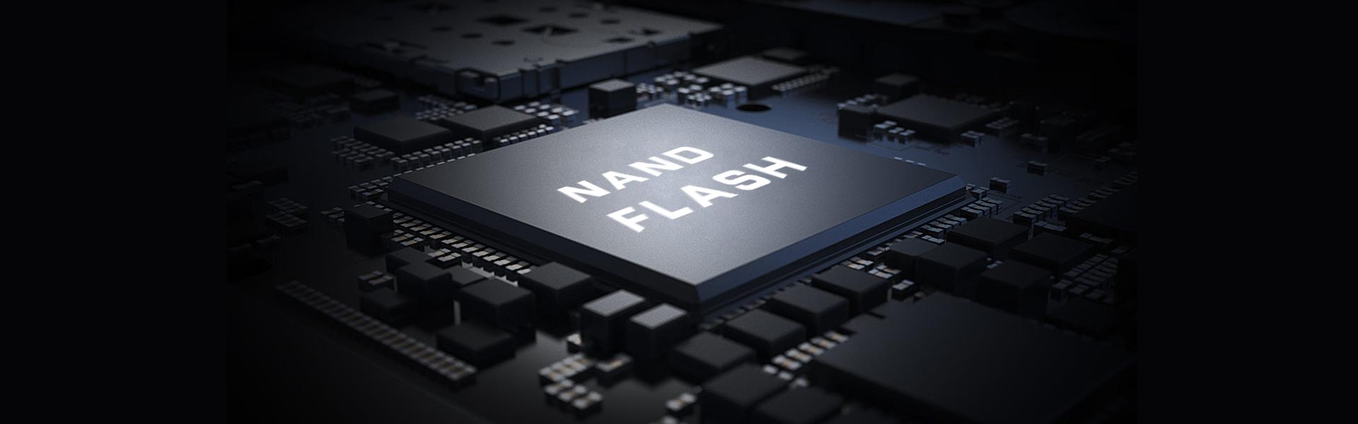 NAND FLASH过渡